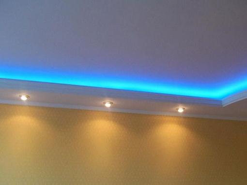Установка потолка в Тольятти