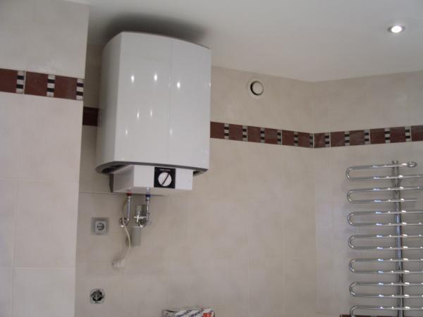 Установка водонагревателя в Тольятти