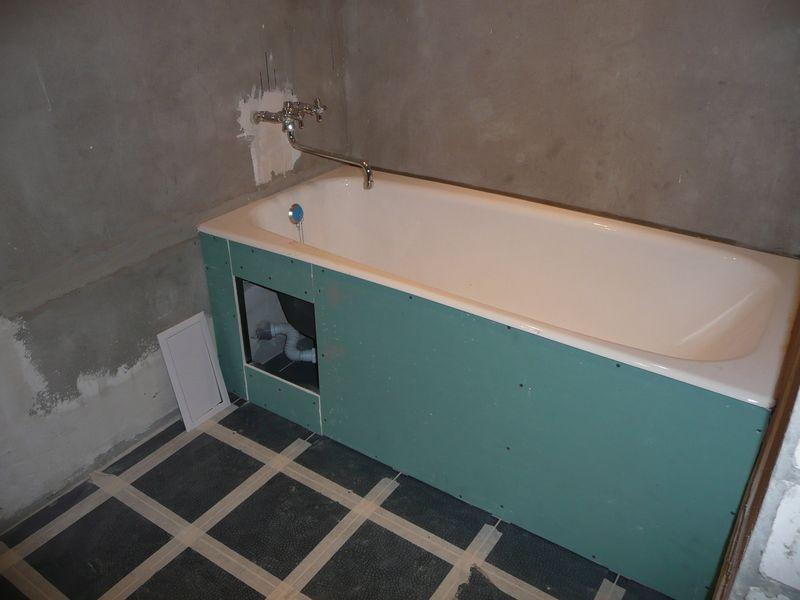 ремонт ванны в Тольятти