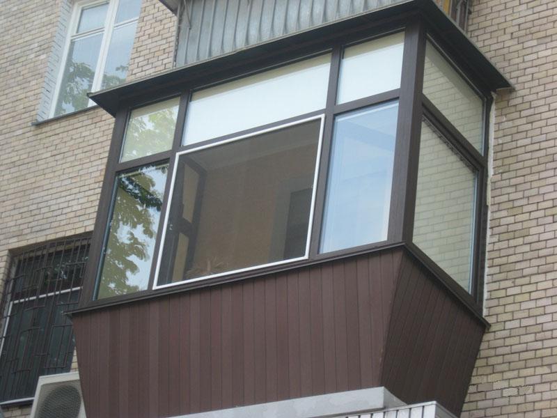 Ремонт балкона в Тольятти