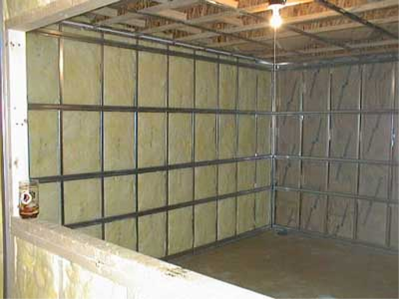 Шумоизоляция стен в квартире своими руками фото