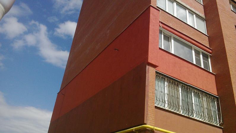 утепление фасадов в Тольятти